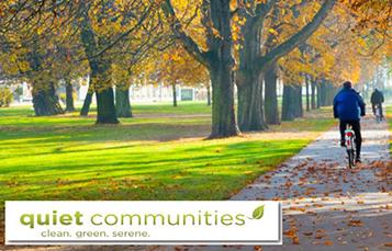 Quiet Communities